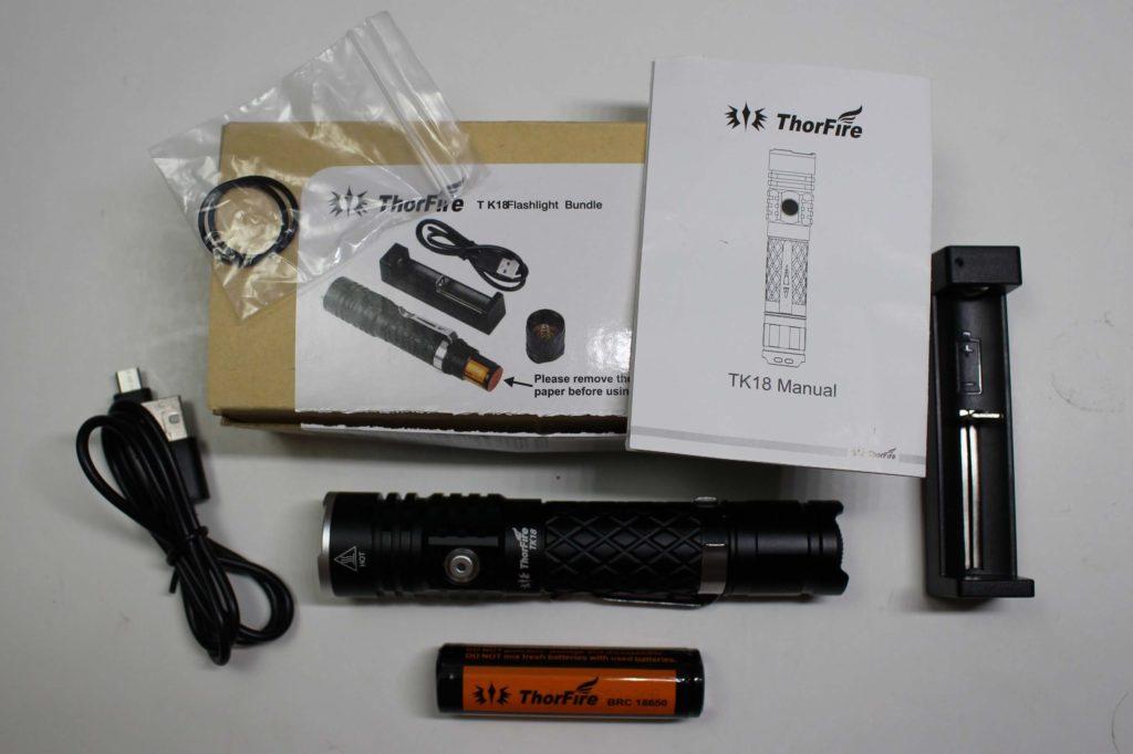 ThoreFire TK18 package