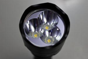 Sofirn C8F Lens