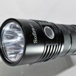 Sofirn SP36. Programmable USB Rechargeable Flashlight