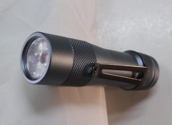 Lumintop FW3A 2800 lumen Smart Flashlight Review