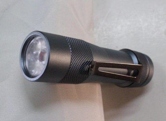 Lumintop FW3A 2800 lumen Smart Flashlight Review