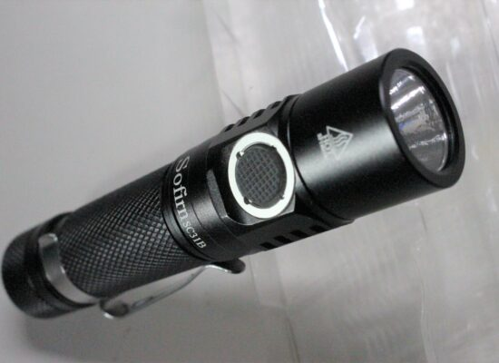 Sofirn SC31B, USB Rechargeable Flashlight