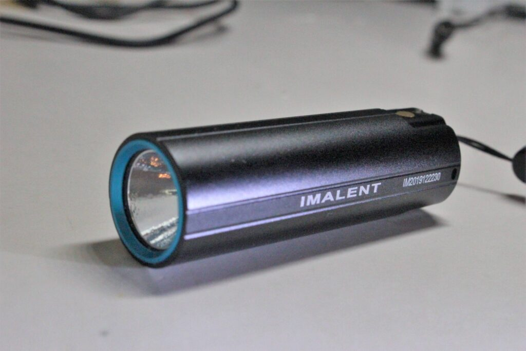 Imalent LD10 flashlight