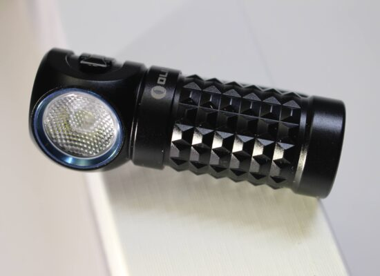 Olight Perun Mini Rechargeable EDC Flashlight
