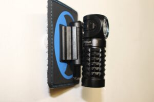 Olight Perun Mini & the duty patch