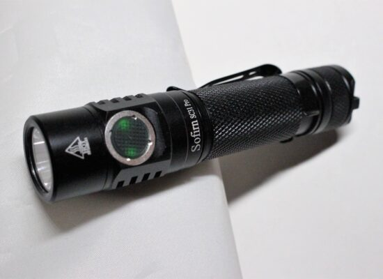 Reviewing the Sofirn SC31 Pro USB Rechargeable Flashlight