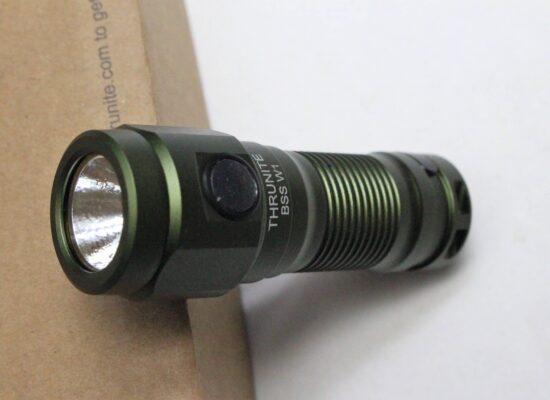 Thrunite BSS W1 Mini USB Rechargeable Flashlight